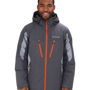 Пуховик Columbia Antimony IV Jacket Graphite