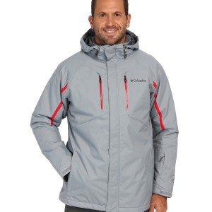 Columbia Cubist™ IV Jacket Extended Tradewind Grey