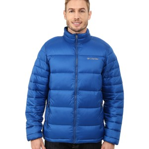 Пуховик Columbia Frost Fighter™ Jacket Marine Blue