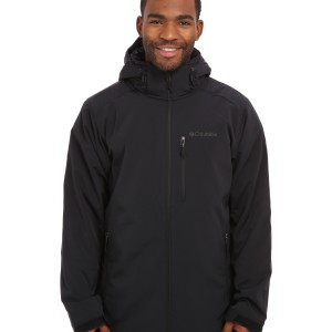 Пуховик Columbia Gate Racer™ Softshell Black