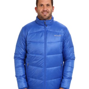 Columbia Gold 650 TurboDown™ Down Jacket Extended Azul
