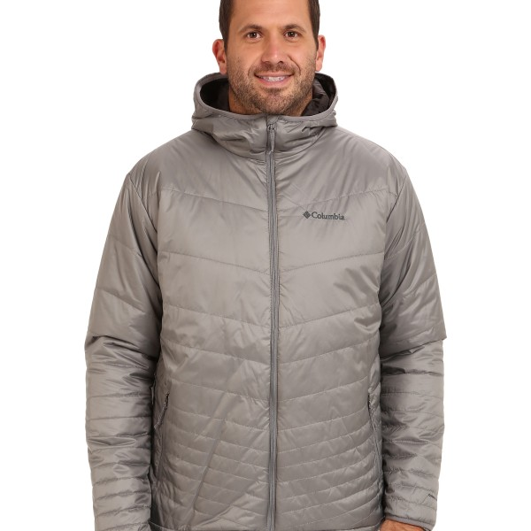 Пуховик Columbia Mighty Light™ Hooded Jacket Extended Boulder