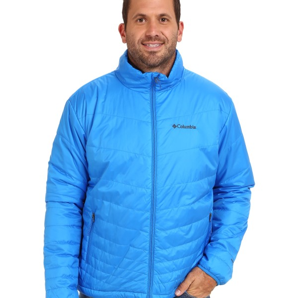 Пуховик Columbia Mighty Light™ Jacket Extended Hyper Blue