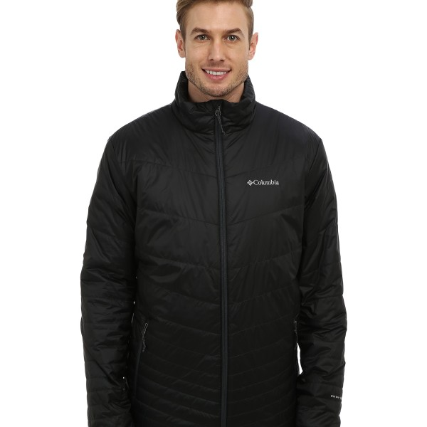 Пуховик Columbia Mighty Light™ Jacket Tall Dark Moss