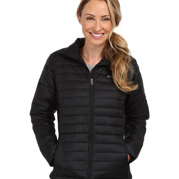 Пуховик Columbia Powder Pillow™ Hybrid Jacket Black