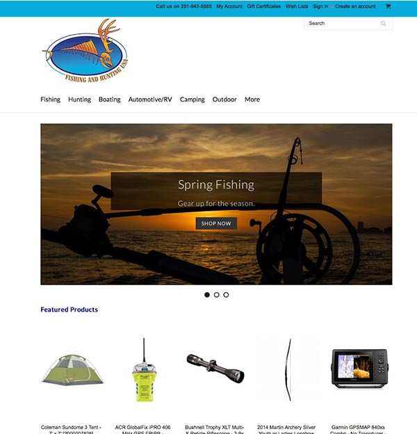 Fishing and Hunting USA